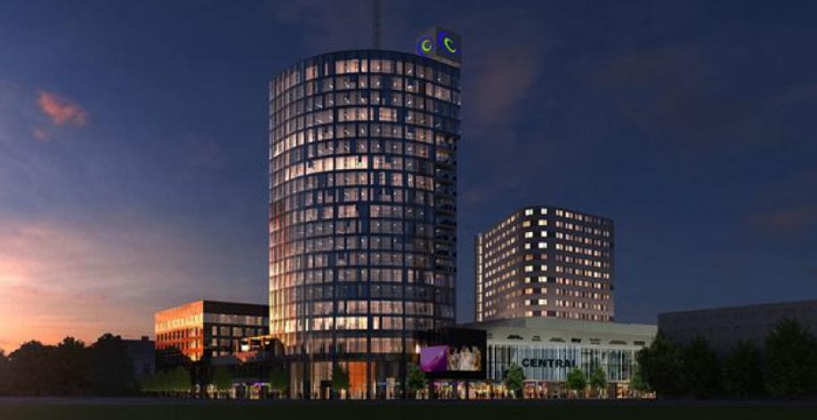 Nákupné stredisko CENTRÁL (Bratislava a5ef1e9bb2e